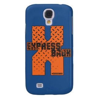 Express Back Samsung Galaxy S4 Case