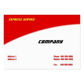 Express Business Card
