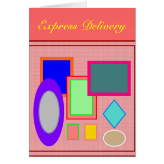Express Delivery - Always On My Mind Cards
