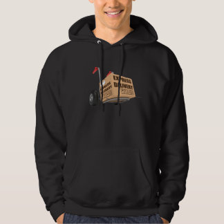 Express Delivery Mens Hoodie
