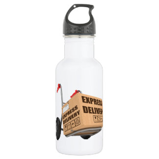 Express Delivery Water Bottle