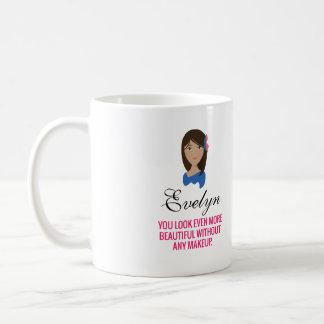 Express love coffee mug
