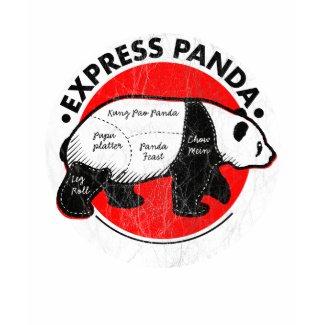 Express Panda shirt