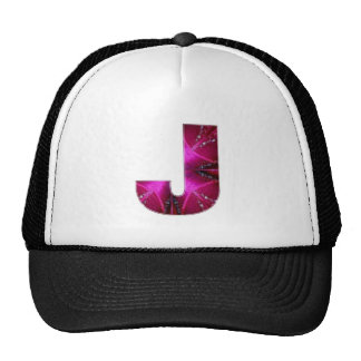 Express Personality n Identity - Alpha J JJ JJJ Trucker Hat