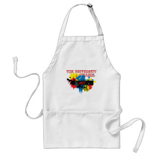 Express the Artist in you, University of Obama Adult Apron