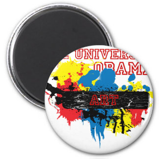 Express the Artist in you, University of Obama Magnet