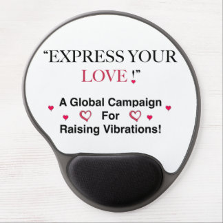 Express Your Love! Gel Mouse Pad