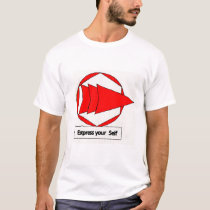 Express your self statement T-Shirt