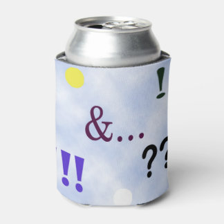 Express Yourself Can Cooler