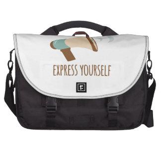 Express Yourself Laptop Bag