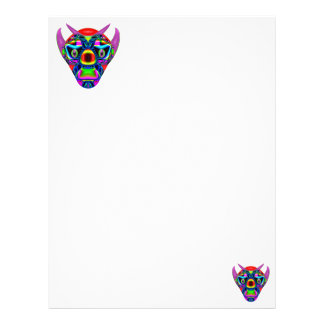 Express Yourself Letterhead