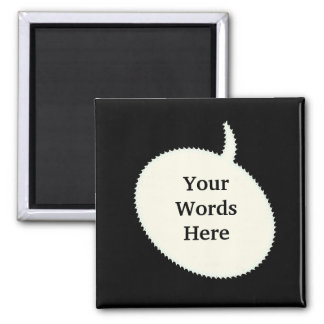 Express Yourself Magnet