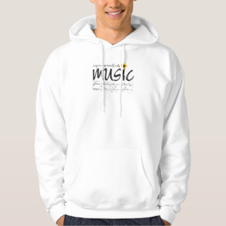 Express Yourself with Music Sweatshirt