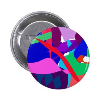 Expression 3 2 inch round button