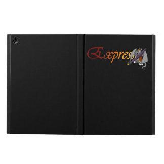 """Expression"" Dragon & Paintbrush iPad Case"