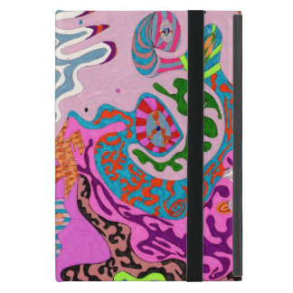 Expression Fantastic, abstract Case For iPad Mini