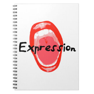 Expression/ Notebook