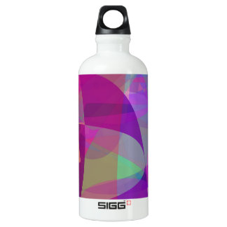Expression of Freedom Aluminum Water Bottle