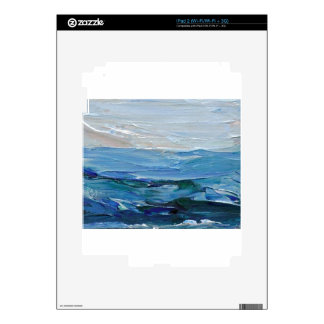 Expression of the Sea - Ocean Decor Decals For iPad 2