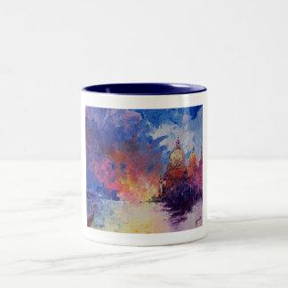 Expression of Venice Mug