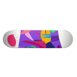Expression Skate Deck