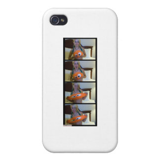 Expression with Mister Squishy iPhone 4 Cases