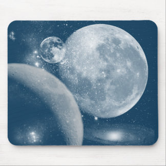 Expressions Lunar  Mousepad