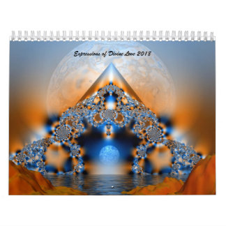 Expressions of Divine Love 2018 Calendar