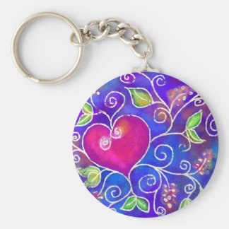 Expressions of Love 2 Keychains