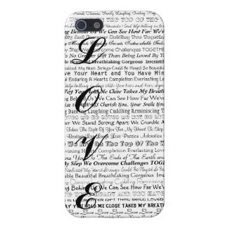Expressions of LOVE iPhone 5/5S Covers