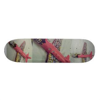 Expression's Custom Skate Board