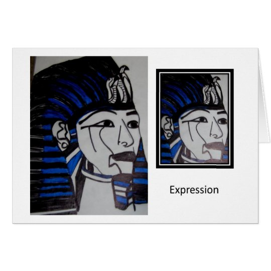 expressioon card