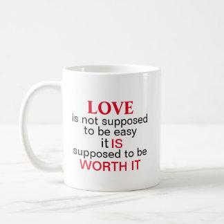 Expressive Mugs Love is..
