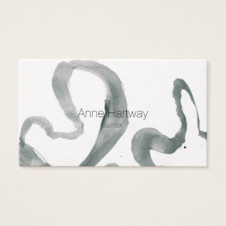 Expressive Paint Business Cards