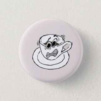 Expresso Makes You Faster Pinback Button