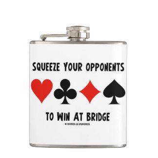 Exprima a sus opositores para ganar en los juegos