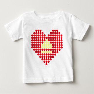 Expulse el corazón t-shirt
