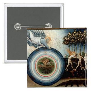 Expulsion from Paradise Pinback Buttons
