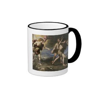 Expulsion from Paradise Ringer Mug