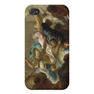 Expulsion of the Huguenots Covers For iPhone 4