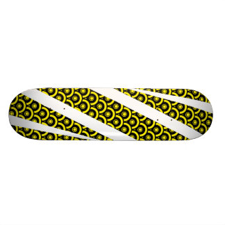 Expunge (Yellow) Skateboard Deck