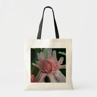 Exquisite Costa Rican Flower Tote Bag