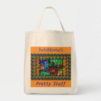 Exquisite Glass Mosiac Tote Bag