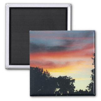 Exquisite Sunset - magnet