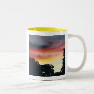 Exquisite Sunset - mug