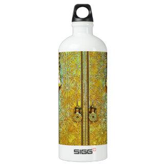 Exquisitely Detailed Moroccan Pattern Door SIGG Traveler 1.0L Water Bottle