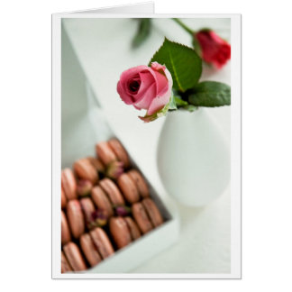 Exquiste Treats Greeting Card