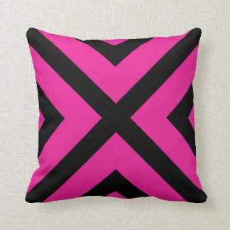 Ex's Throw Pillow