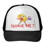 'exsqueeze me?' funny lemon humorous Hat
