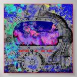 Éxtasis del profundo por Sisawat2001 Poster